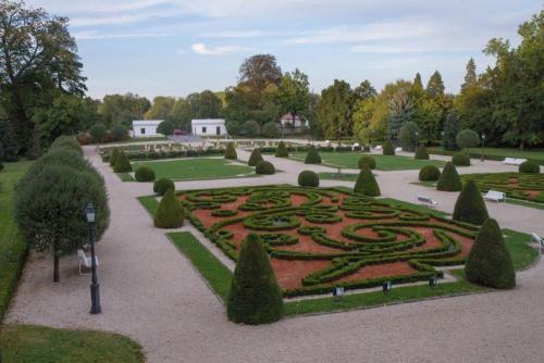 Történelmi emlékhelyek - A nagycenki Széchenyi-kastély